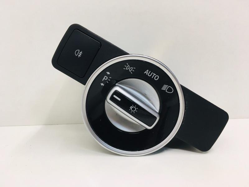 Переключатель света фар Mercedes C300 W204 3.5 2014 (б/у)
