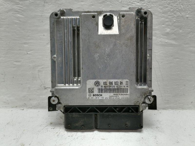 Блок управления двигателем Volkswagen Tiguan 2.0 TDI 2009 (б/у)