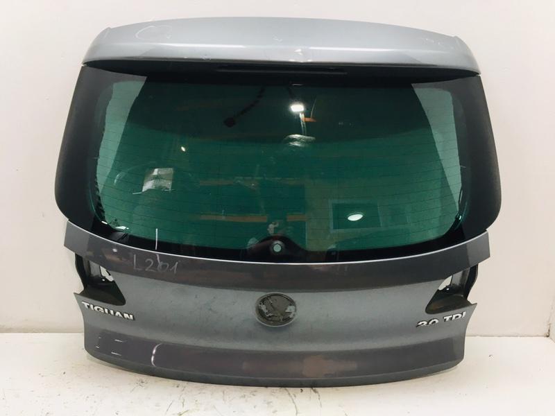 Крышка багажника Volkswagen Tiguan 2.0 TDI 2009 задняя (б/у)