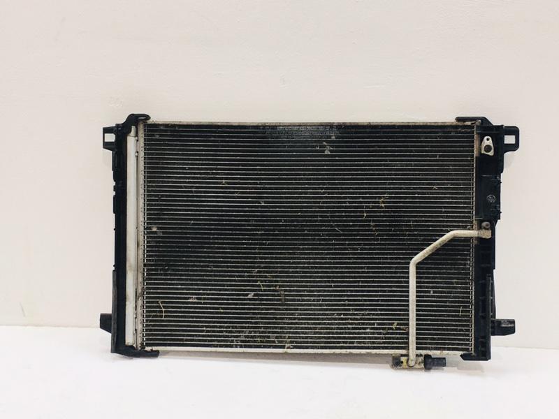 Радиатор кондиционера Mercedes E350 W212 3.0 CDI 2009 (б/у)