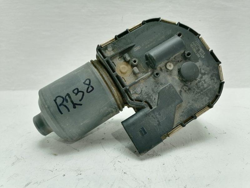 Моторчик стеклоочистителя Audi A6 C6 3.0 2012 (б/у)