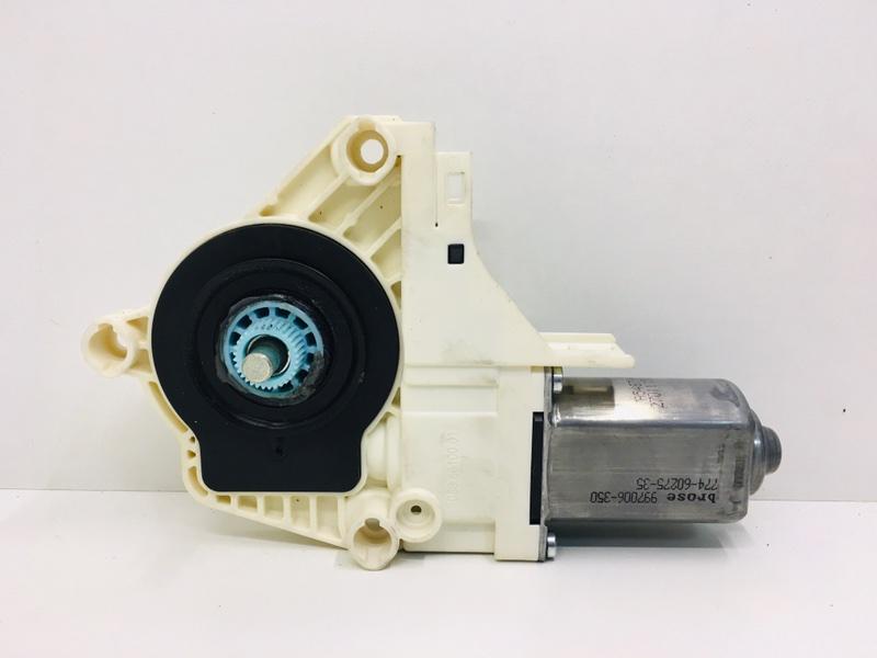 Мотор стеклоподъемника Audi A6 C6 3.0 2012 задний правый (б/у)