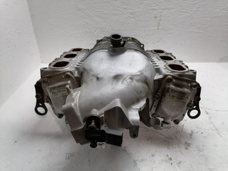 Компрессор двс Audi A6 C6 3.0 2012 (б/у)
