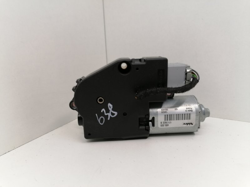 Мотор привода люка Mercedes C300 W204 3.5 2012 (б/у)