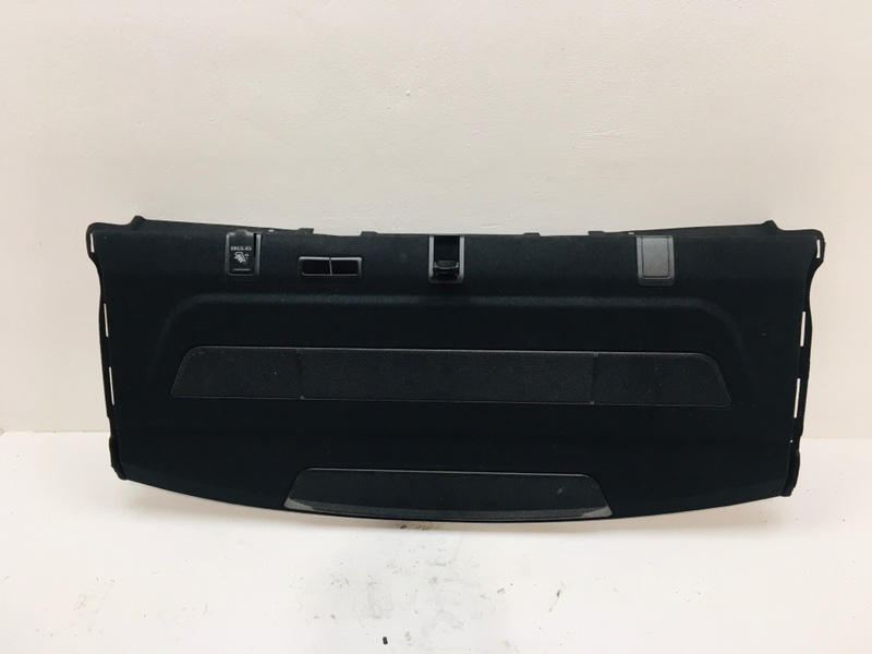 Полка багажника Mercedes E350 W212 3.0 CDI 2009 задняя (б/у)