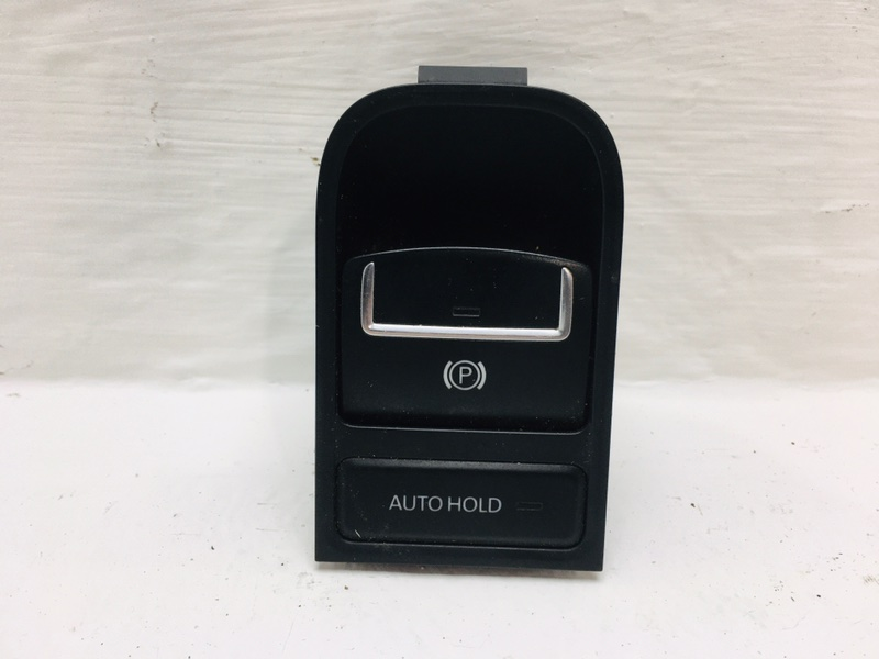 Кнопка стояночного тормоза Volkswagen Tiguan 2.0 TDI 2009 (б/у)