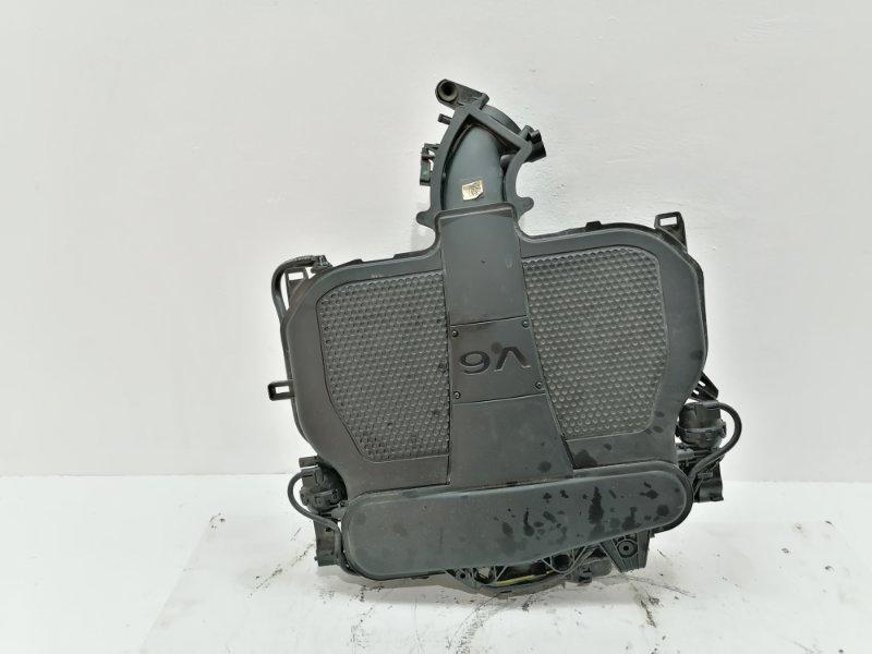 Коллектор впускной Mercedes C300 W204 3.5 2012 (б/у)