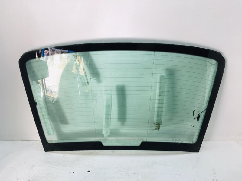 Стекло заднее Volkswagen Passat B7 2.0 TDI 2013 (б/у)