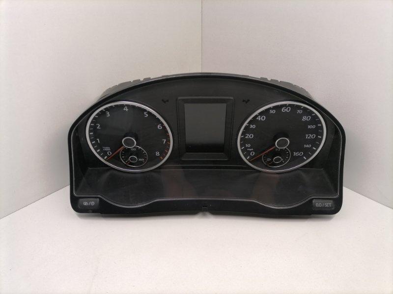 Панель приборов Volkswagen Tiguan 2.0 TFSI 2013 (б/у)