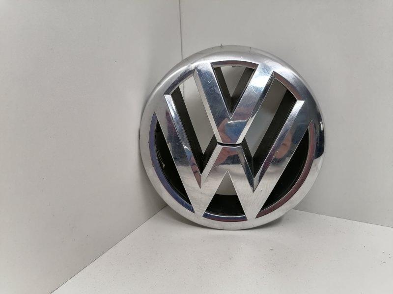 Эмблема Volkswagen Tiguan 2.0 TFSI 2013 (б/у)