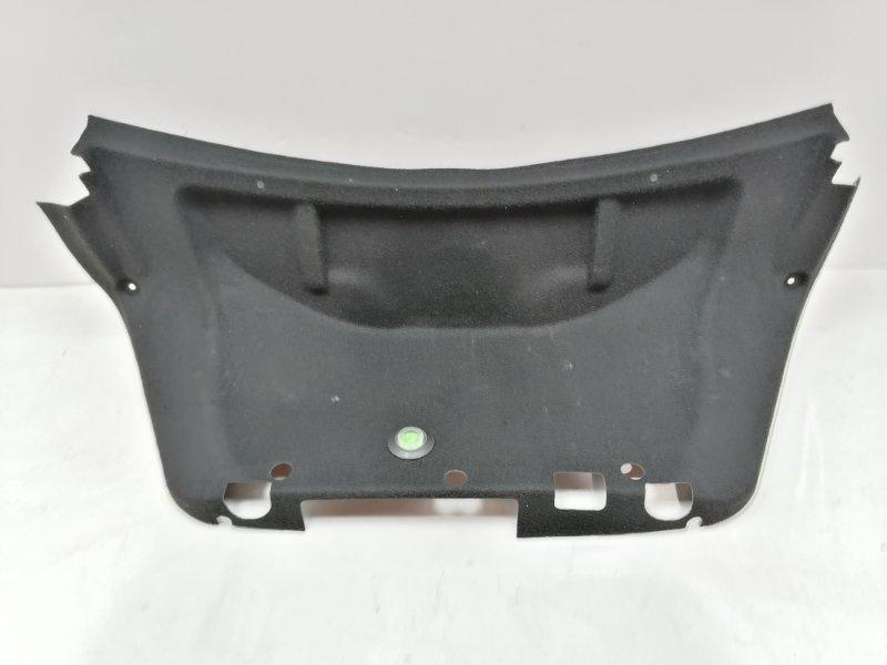 Обшивка багажника Mercedes C300 W204 3.5 2012 (б/у)