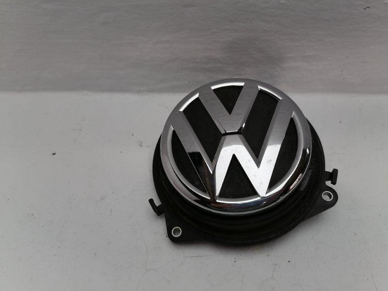 Ручка открытия багажника Volkswagen Passat B7 1.6 TDI 2010 (б/у)