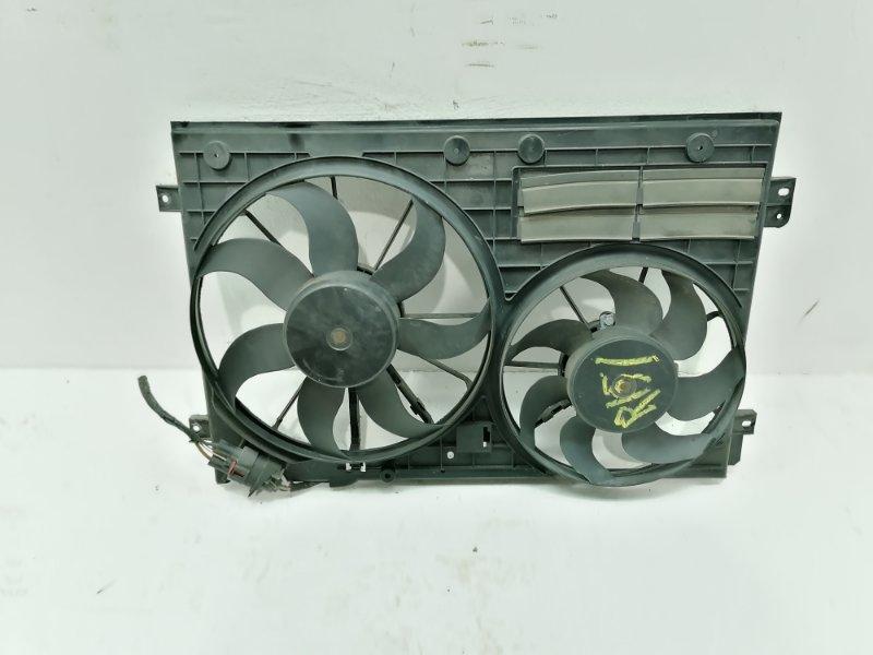 Вентилятор радиатора Volkswagen Passat Cc 2.0 TFSI 2010 (б/у)