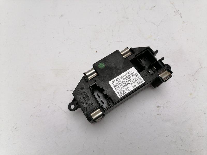 Резистор печки (отопителя) Volkswagen Tiguan 2.0 TFSI 2013 (б/у)
