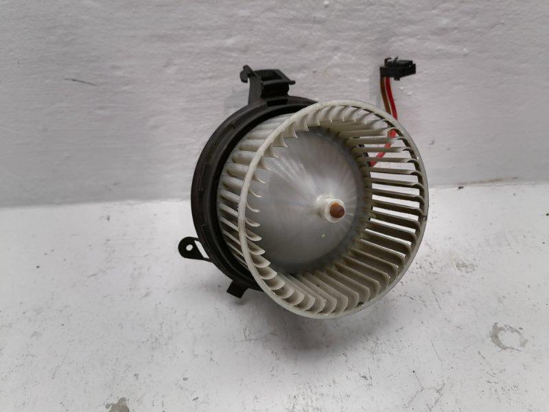 Моторчик печки (вентилятор) Mercedes C250 W204 1.8 2012 (б/у)