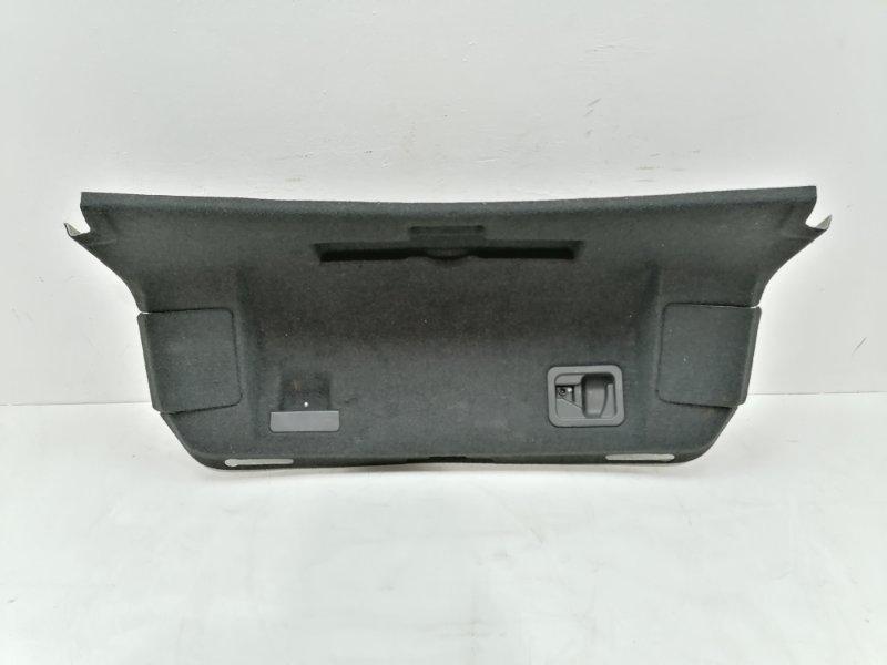 Обшивка багажника Audi A4 B8 2.0 TFSI (б/у)