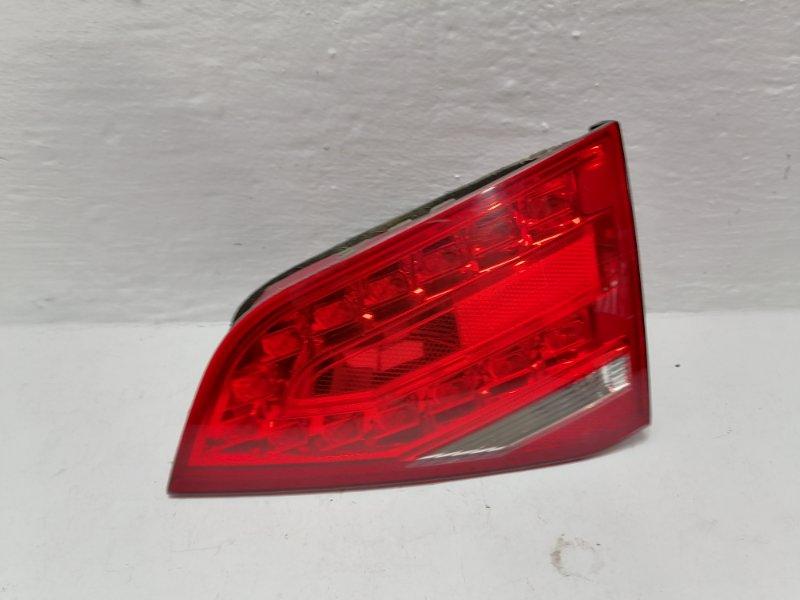 Фонарь задний Audi A4 B8 2.0 TFSI (б/у)