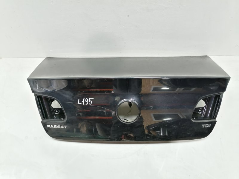 Крышка багажника Volkswagen Passat B6 2.0 TDI 2010 (б/у)