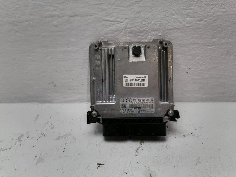 Блок управления двигателем Audi A5 2.0 TDI 2009 (б/у)