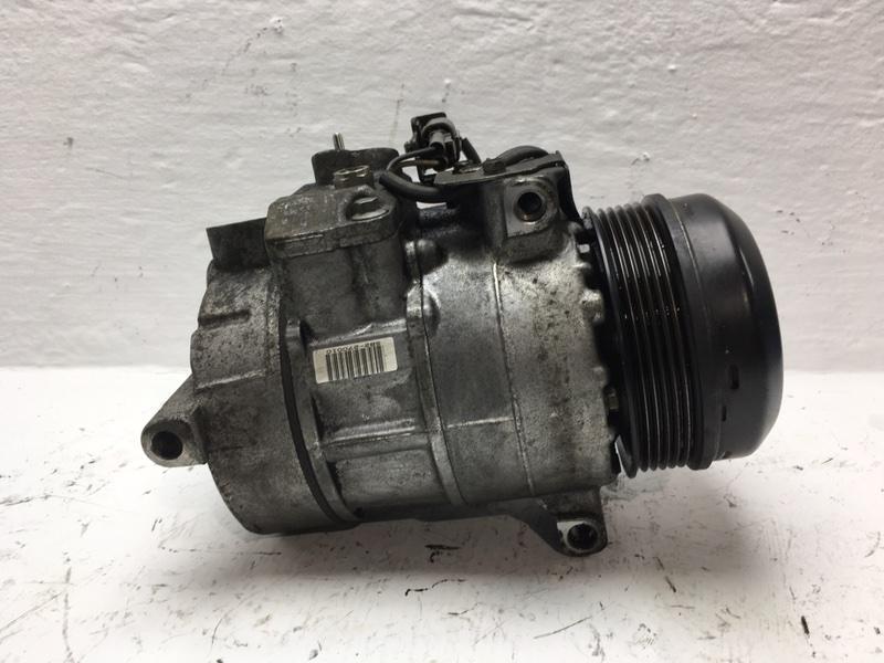 Компрессор кондиционера Mercedes C220 W204 2.2 CDI 2011 (б/у)