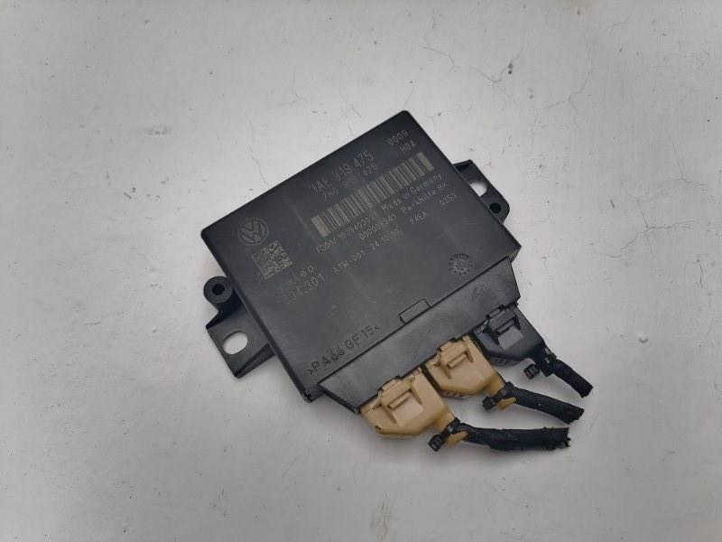 Блок управления парктрониками Volkswagen Passat B7 1.6 TDI 2010 (б/у)