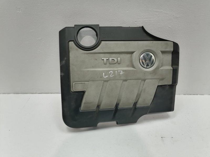 Крышка двигателя Volkswagen Passat B6 2.0 TDI 2009 (б/у)