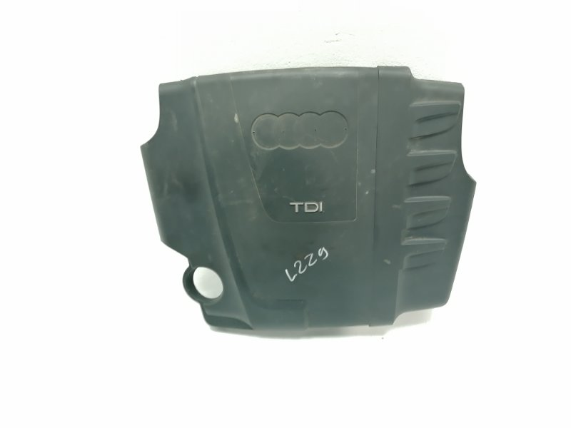 Крышка двигателя Audi A5 2.0 TDI 2009 (б/у)