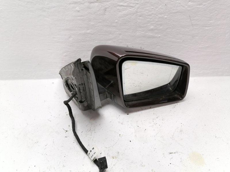 Зеркало Mercedes E350 W212 3.0 CDI 2009 правое (б/у)