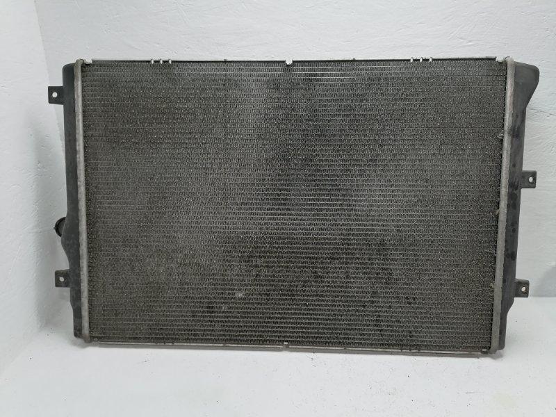 Радиатор двс Volkswagen Passat B6 2.0 TDI 2009 (б/у)