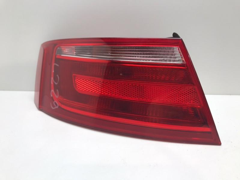 Фонарь задний Audi A5 2.0 TDI 2009 задний левый (б/у)