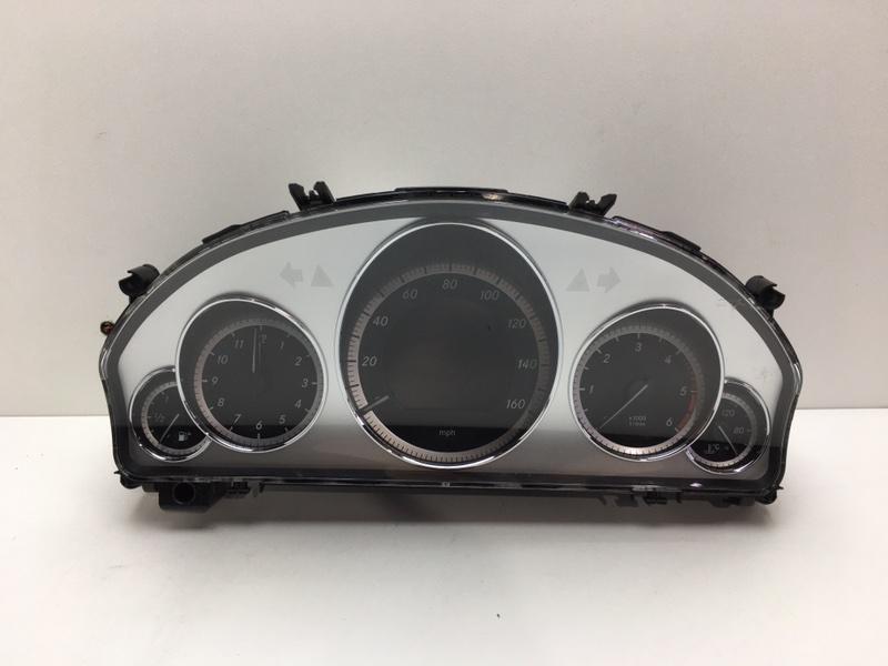 Панель приборов Mercedes E350 W212 3.0 CDI 2009 (б/у)