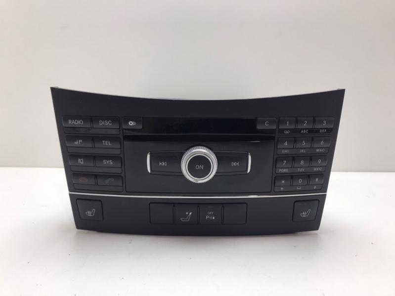 Магнитола Mercedes E350 W212 3.0 CDI 2009 (б/у)