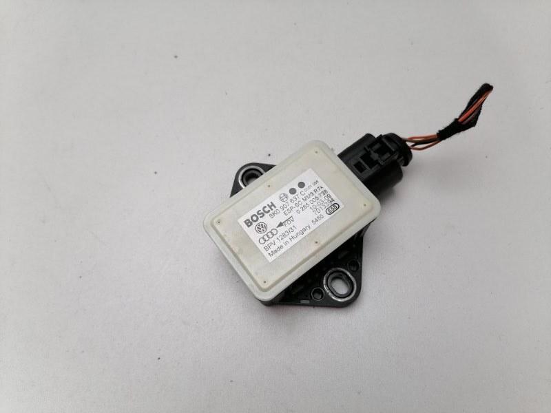 Датчик ускорения Audi A5 2.0 TDI 2009 (б/у)