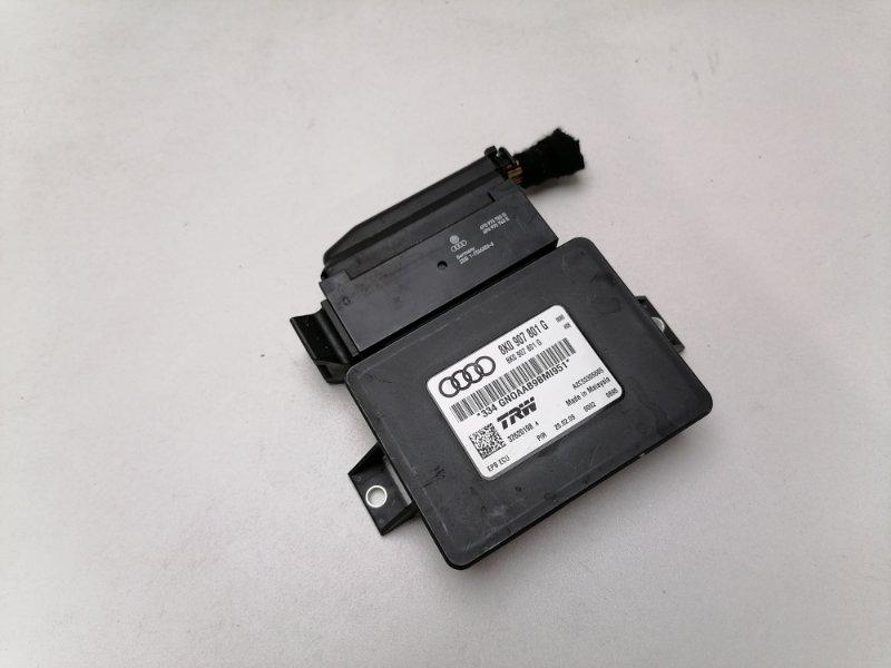 Блок управления стояночного тормоза Audi A5 2.0 TDI 2009 (б/у)