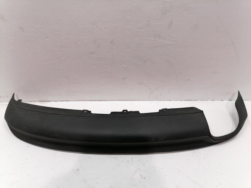 Накладка бампера Audi A5 2.0 TDI 2009 задняя (б/у)