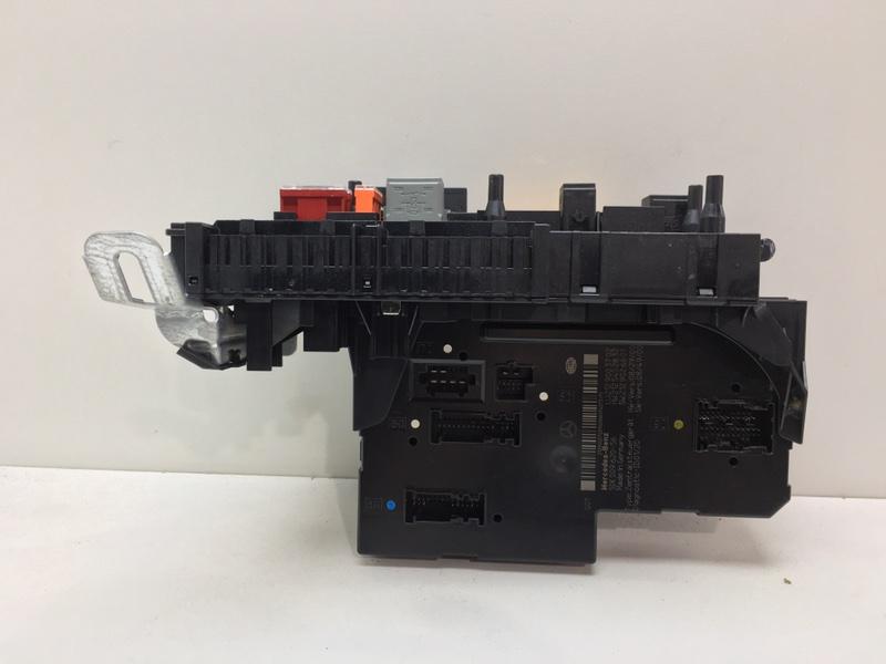 Блок sam Mercedes E350 W212 3.0 CDI 2009 задний (б/у)