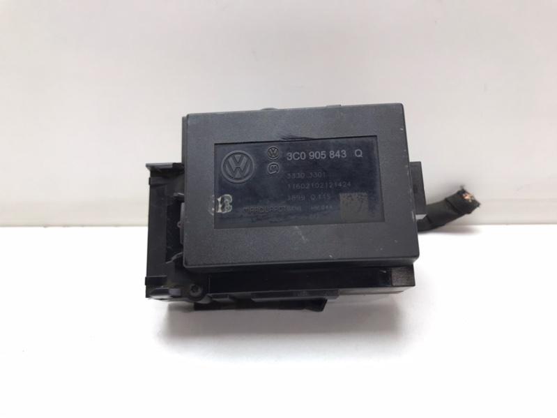 Замок зажигания Volkswagen Passat B6 2.0 TDI 2009 (б/у)