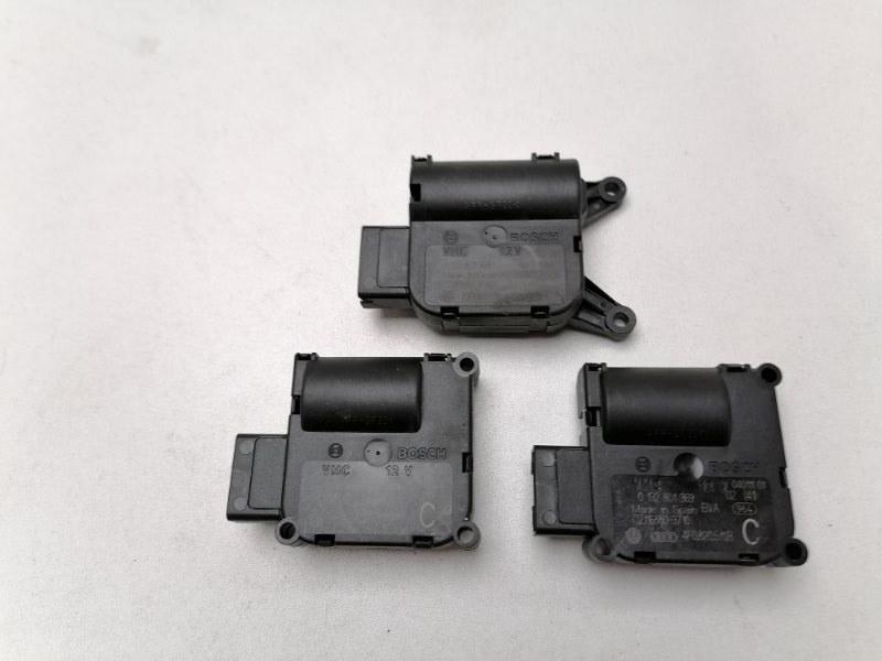 Моторчик заслонки отопителя Audi A6 C6 3.0 2012 (б/у)