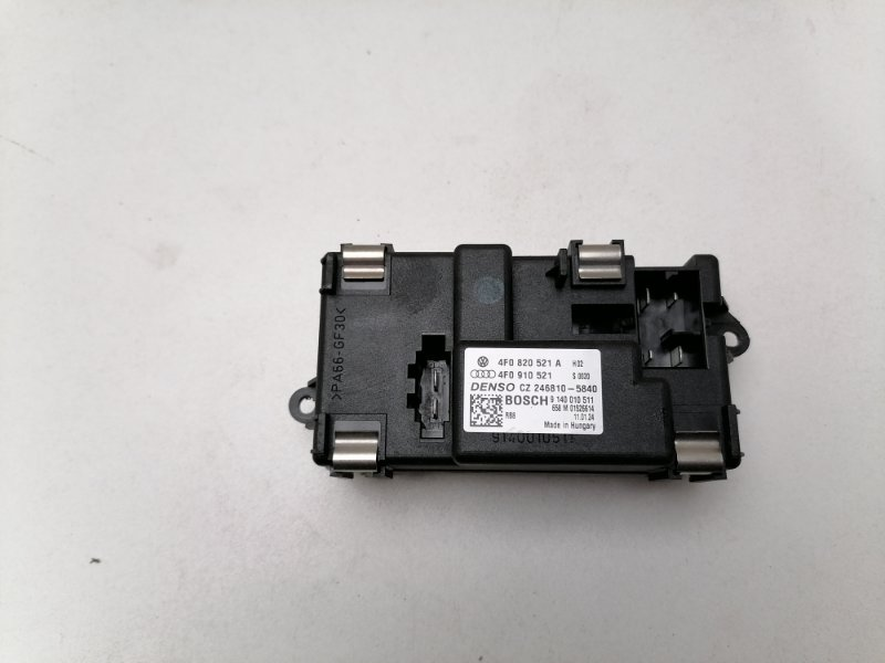 Резистор печки (отопителя) Audi A6 C6 3.0 2012 (б/у)
