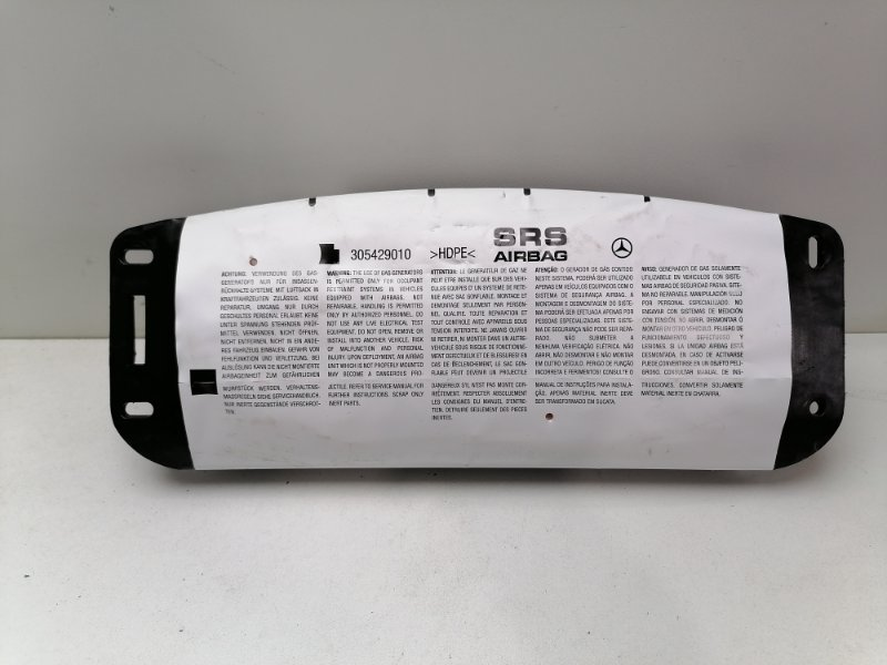 Подушка безопасности пассажира Mercedes C220 W204 2.2 CDI 2011 (б/у)