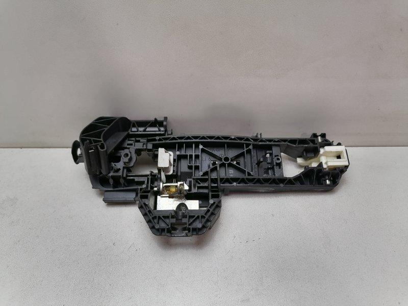 Кронштейн ручки Mercedes C220 W204 2.2 CDI 2011 задний левый (б/у)