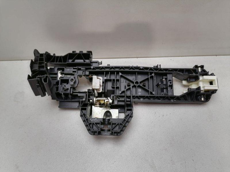 Кронштейн ручки Mercedes C220 W204 2.2 CDI 2011 передний левый (б/у)