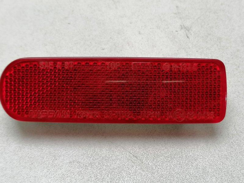 Катафот бампера Nissan Armada 5.6 2009 задний левый (б/у)