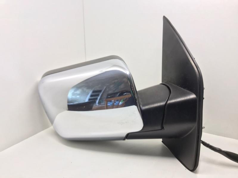 Зеркало Nissan Armada 5.6 2009 переднее правое (б/у)