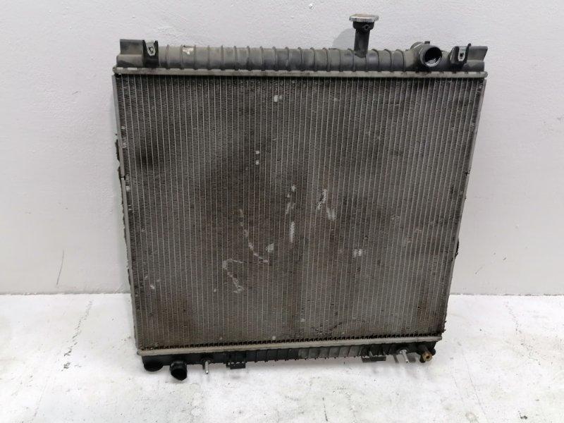 Радиатор двс Nissan Armada 5.6 2009 (б/у)