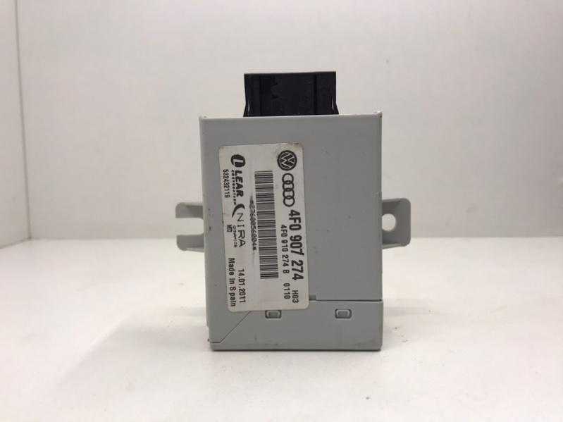 Блок контроля давления в шинах Audi A6 C6 3.0 2012 (б/у)