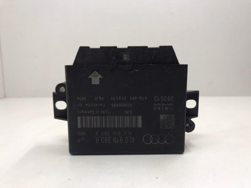 Блок управления парктрониками Audi A6 C6 3.0 2012 (б/у)
