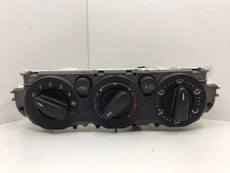 Блок управления климат-контролем Ford Mondeo 2.0 TDCI 2009 (б/у)