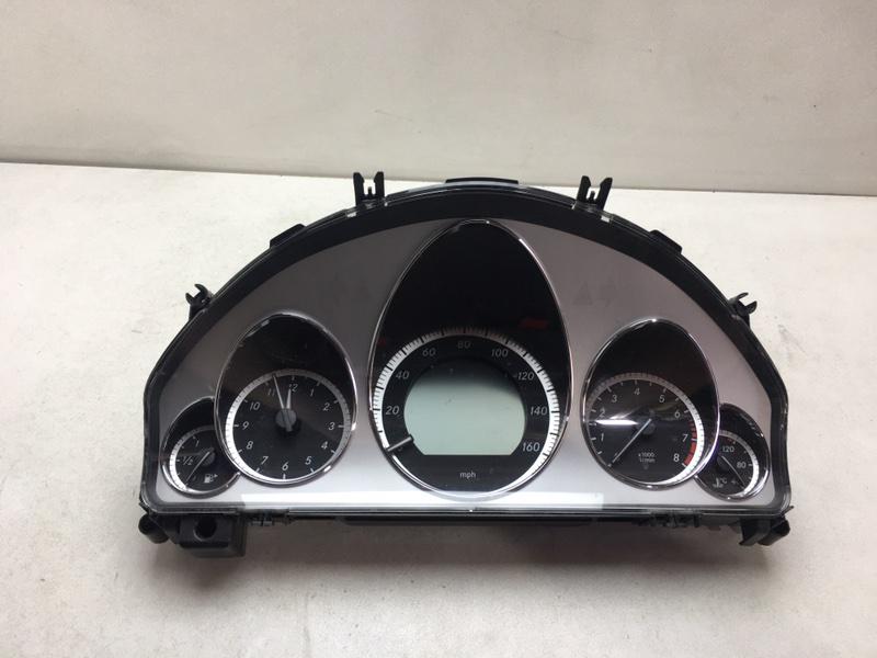 Панель приборов Mercedes E350 W212 3.5 2011 (б/у)