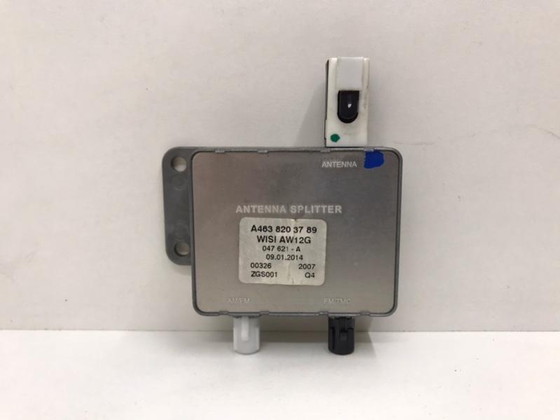 Делитель сигнала антенны Mercedes C300 W204 3.5 2014 (б/у)